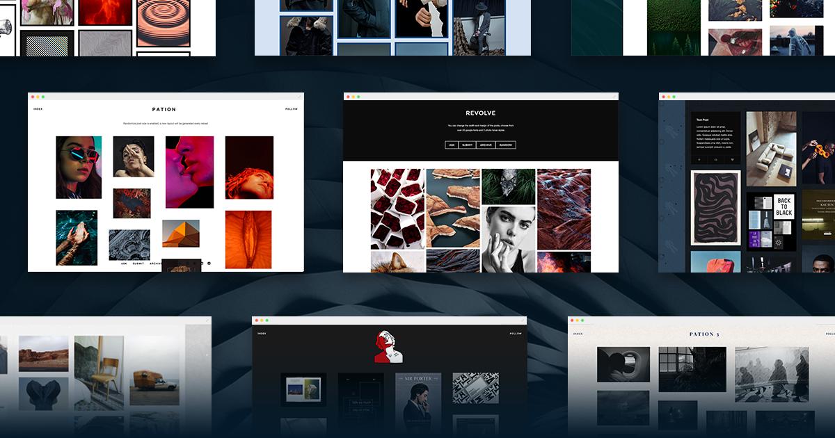 Zen Themes | Best Free Tumblr Themes