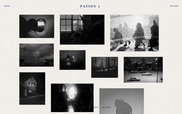Pation Theme Preview 2 Tumblr 3 With Black And White Images